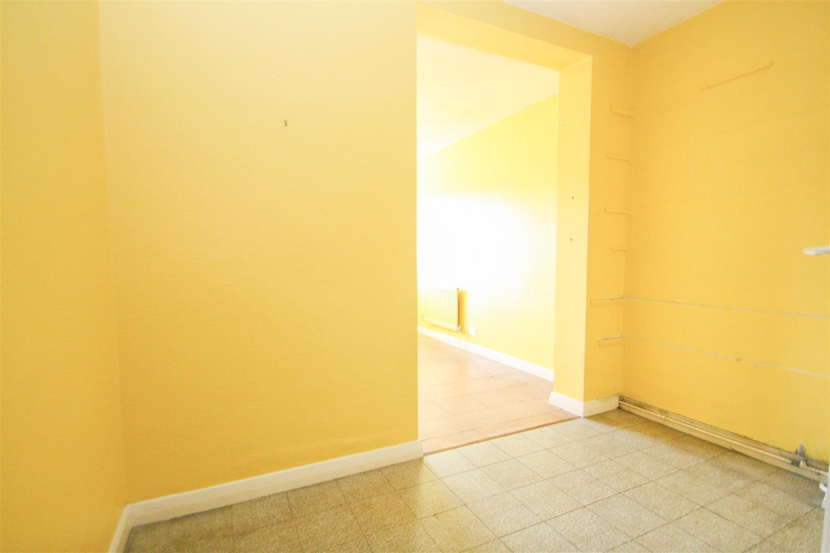Bedroom 2 wardrobe space